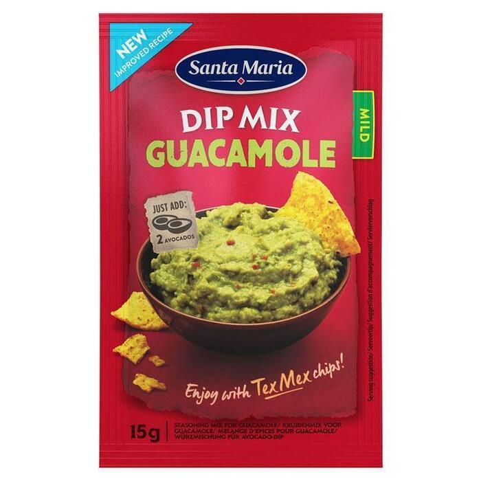 Santa Maria Dip mix guacamole (Stuk, 15g)