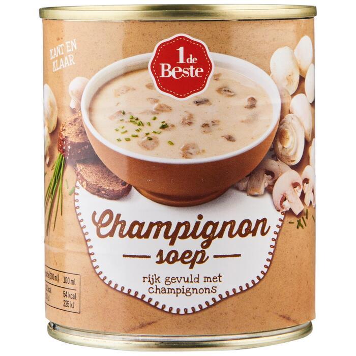 Champignonsoep (30cl)