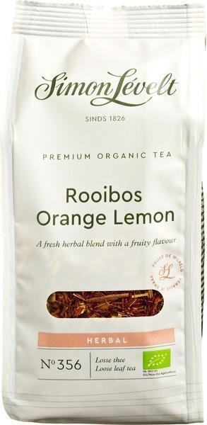 Rooibos Orange Lemon thee (110g)
