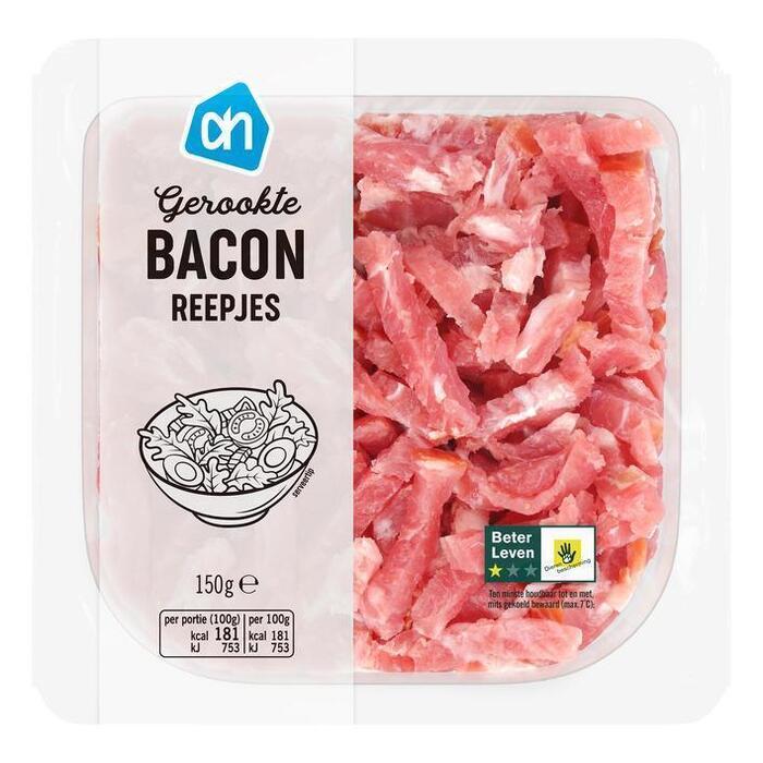 Bacon reepjes (150g)