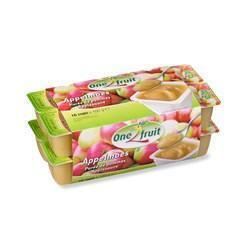 One2fruit Appelmoes cup 100 g e (16) (100g)