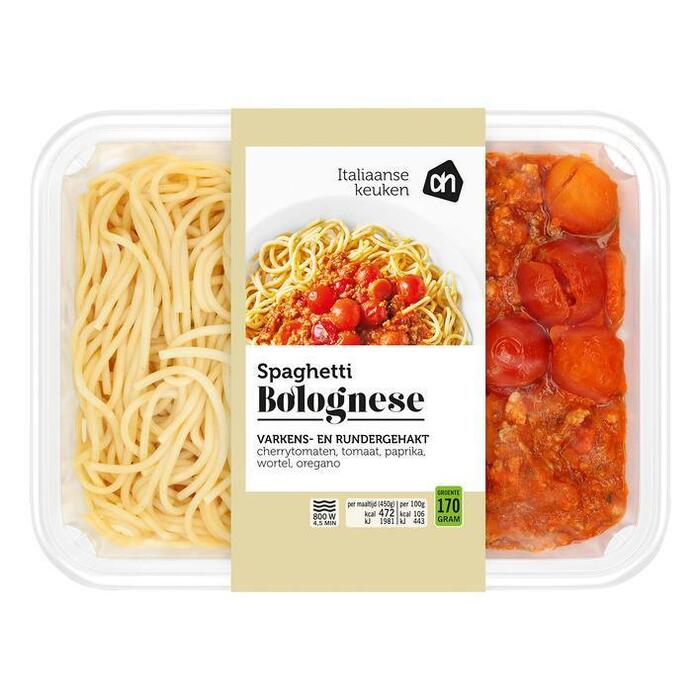 AH Spaghetti bolognese (450g)