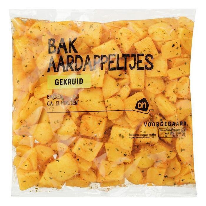 Gekruide Bakaardappeltjes (zak, 500g)