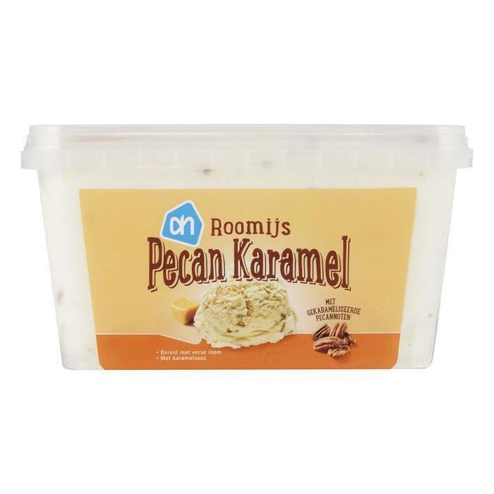 Pecan-Karamel roomijs (1L)