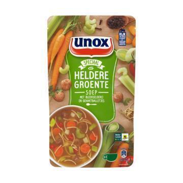 Unox Soep in zak Hollandse groentesoep (0.57L)