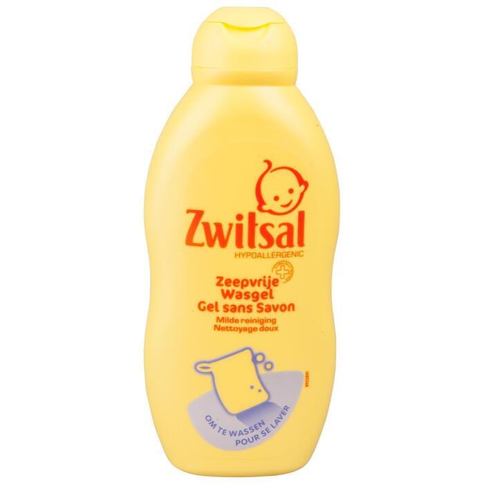 Zwitsal Baby Zeepvrije Wasgel 700 ml (Stuk, 0.7L)