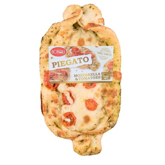 Piegato Mozarella & Tomato 220g R/K 4T (320g)