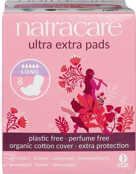 Ultra extra pads long (8 st.)