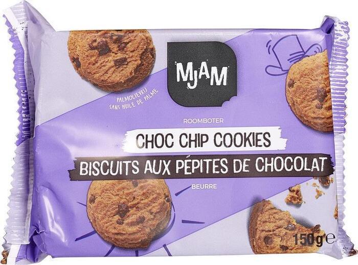 Choc chip cookies (150g)