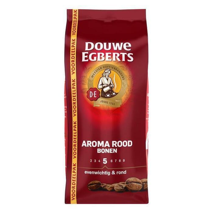 Aroma Rood koffiebonen (Stuk, 900g)
