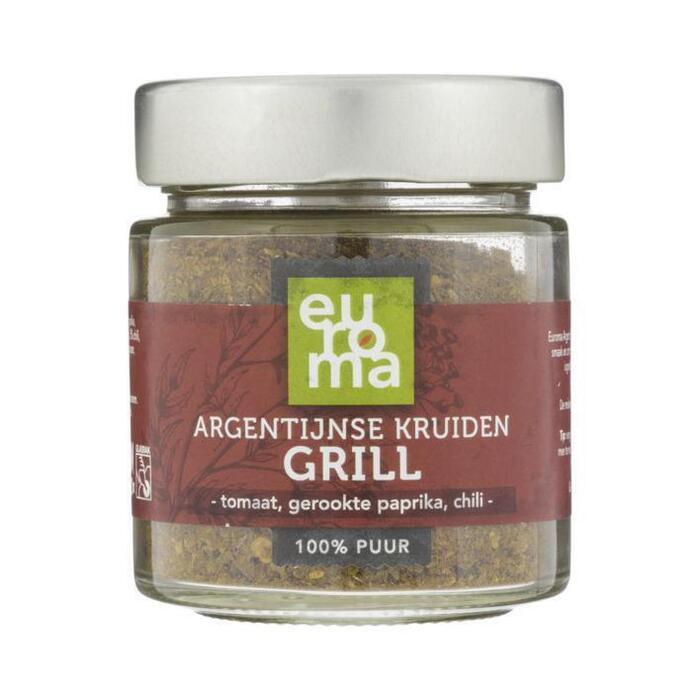 Euroma Argentijnse grillkruiden (51g)