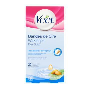 Veet Wasstrips gevoelige huid (150ml)