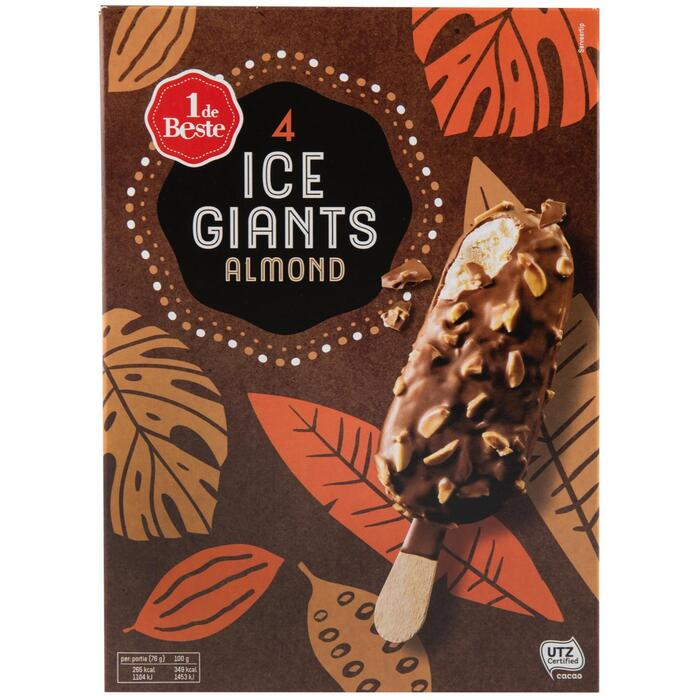 Ice-giant almond 4 stuks (44cl)