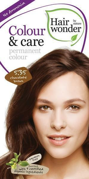Colour & Care Chocolate brown 5.35 (100ml)
