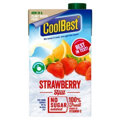 Coolbest Strawberry hill (0.5L)
