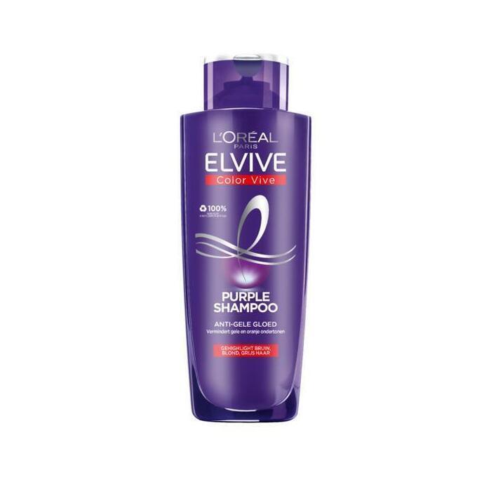 Elvive Color vive purple shampoo (200ml)