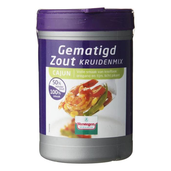 Verstegen Gematigd Zout Mix Cajun 70 g (70g)
