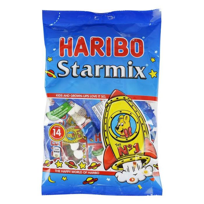 Uitdeel starmix (Stuk, 350g)