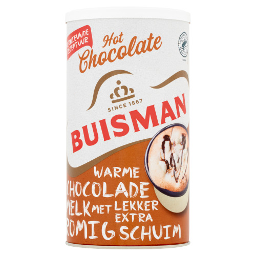 Buisman Hot Chocolate 300 g (300g)