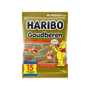 Haribo Mini goudbeertjes (375g)