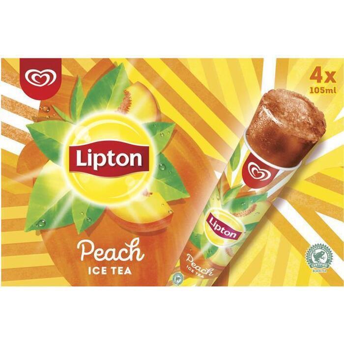 Ola Lipton Peach Ice Tea (4 × 42cl)