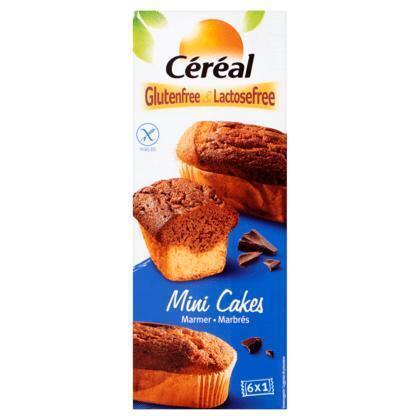 Glutenvrije cake marmer (150g)