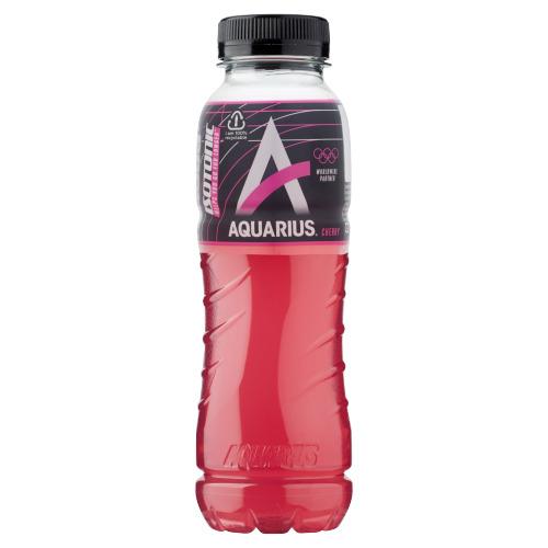 Aquarius Isotonic Cherry Pet 0.33L 1x (33cl)