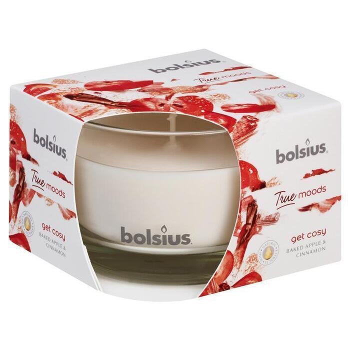 Bolsius Geurglas medium true moods