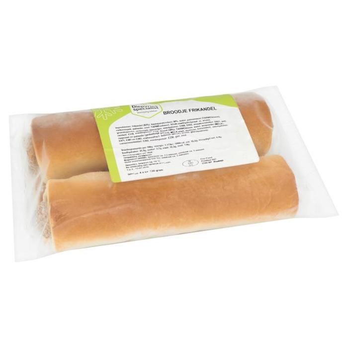 Broodje frikandel (4 × 520g)