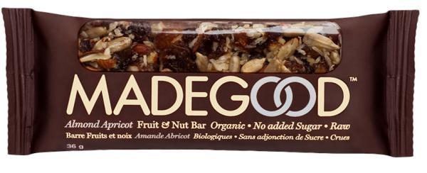 MadeGood Almond Apricot Fruit & Nut Bar 36g (36g)