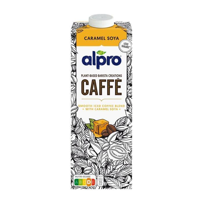 Alpro Drink caffe soja caramel (1L)