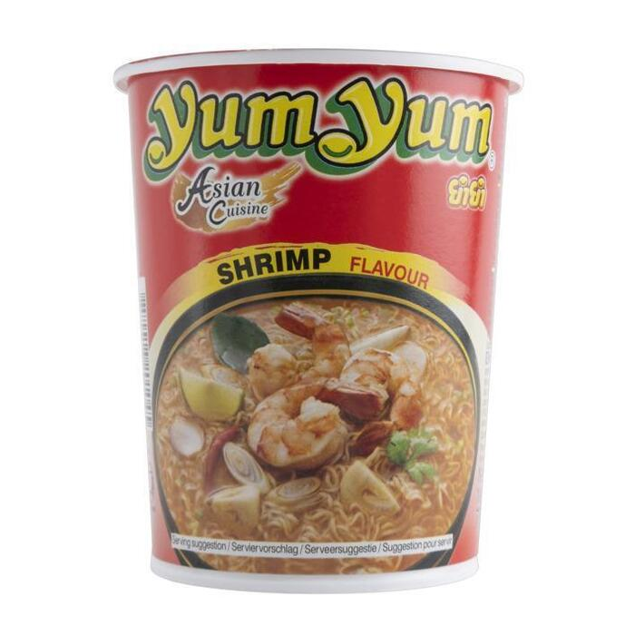 YumYum, Instant Noedels met garnalensmaak (70g)