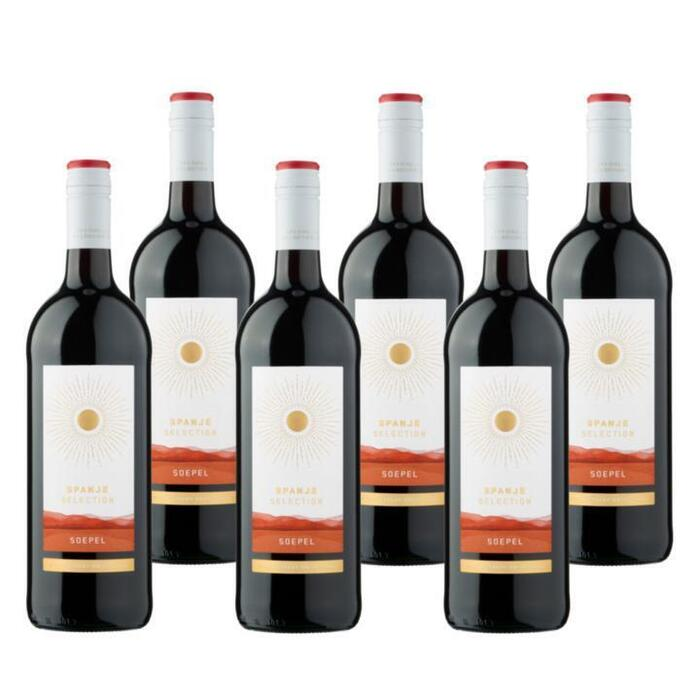 Jumbo Selection - Tempranillo - 6 x 1L (1L)
