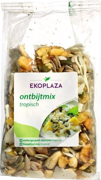 Tropische ontbijtmix (250g)
