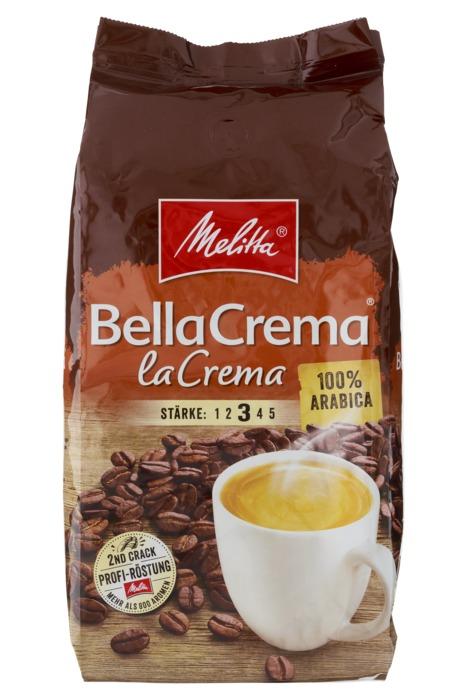 Melitta Bella Crema La Crema koffiebonen 1Kg (1kg)