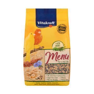 Vitakraft Menu voor Kanaries 500g (500g)