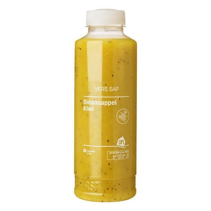 AH Vers sap sinaasappel-kiwi (0.5L)