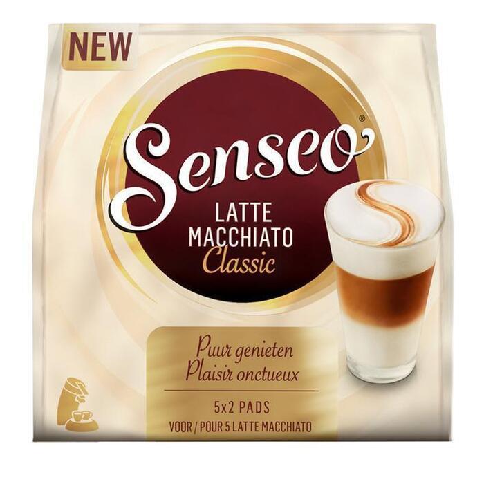 Latte Macchiato Classic (Stuk, 10 × 90g)