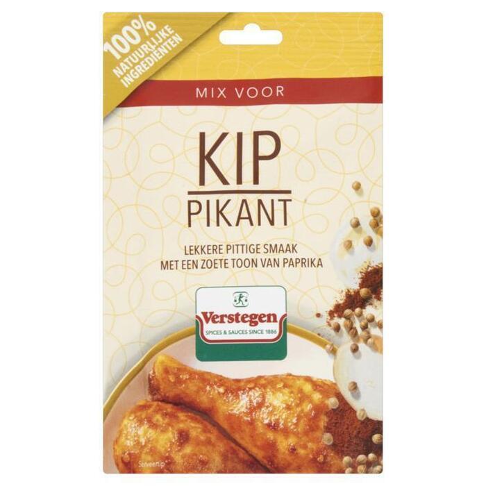 Verstegen Mix voor Kip Pikant 30 g (30g)