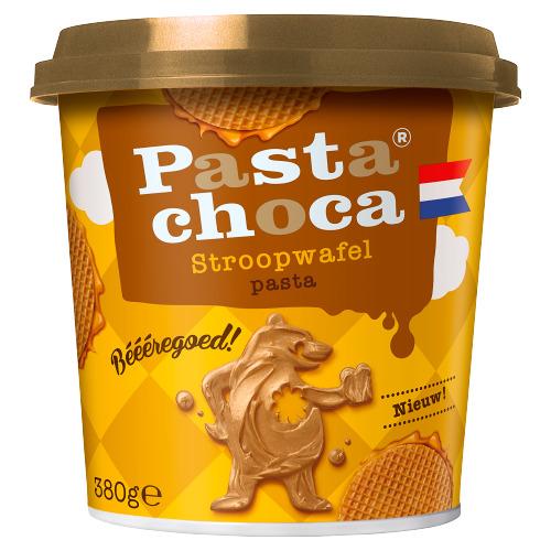 Penotti Pastachoca Stroopwafelpasta 380 g (380g)