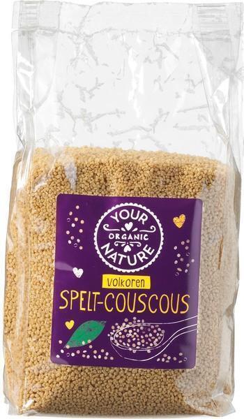 Spelt couscous (400g)