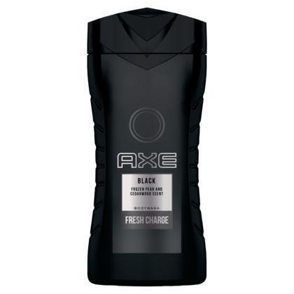 Douche gel black (250ml)