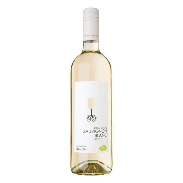 Biologische Sauvignon Blanc, fris & fruitig (glas, 0.75L)