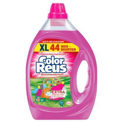 Color Reus Gel Vloeibaar Wasmiddel 44 Wasbeurten (rol, 220 × 2.5L)