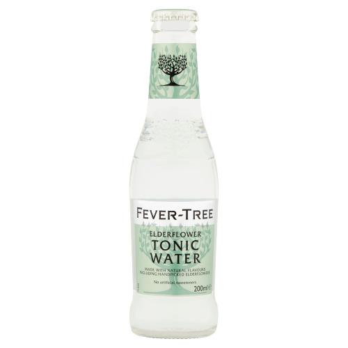 FEVER TREE Elderflower Tonic Water 200 ml (200ml)