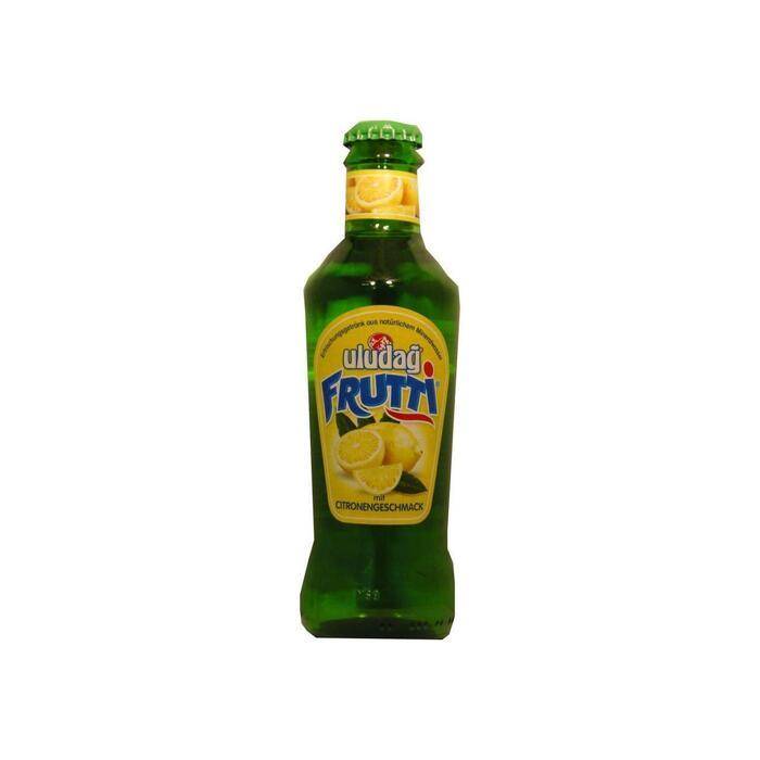 Uludag Limonade frutti citroen (200ml)