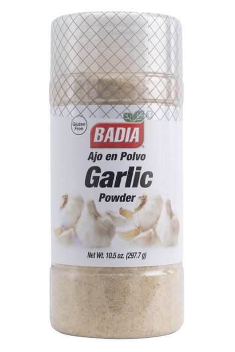 Badia garlic powder 297,7 gr (298g)