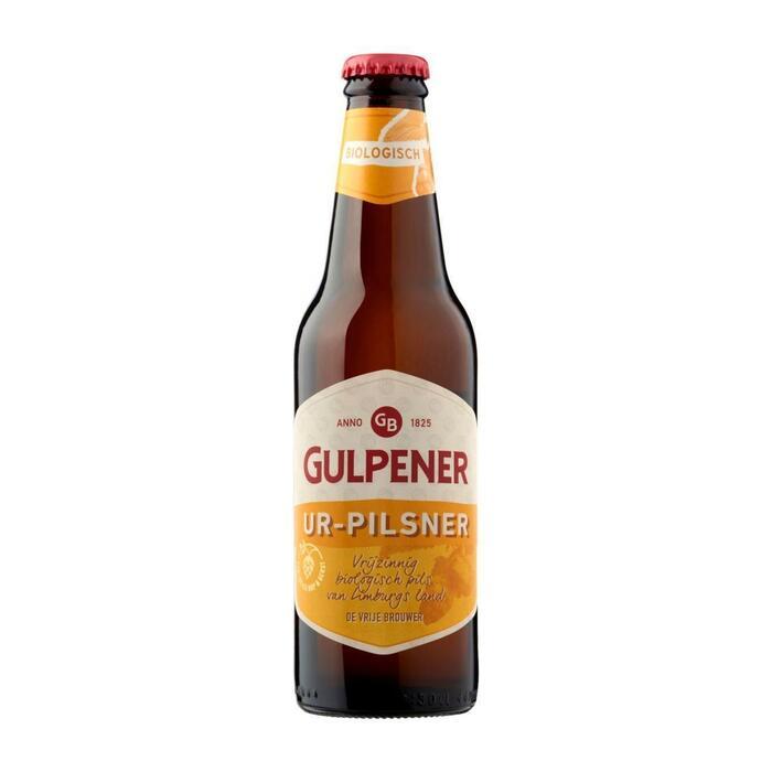 Gulpener Biologisch Ur-Pilsener (rol, 6 × 30cl)