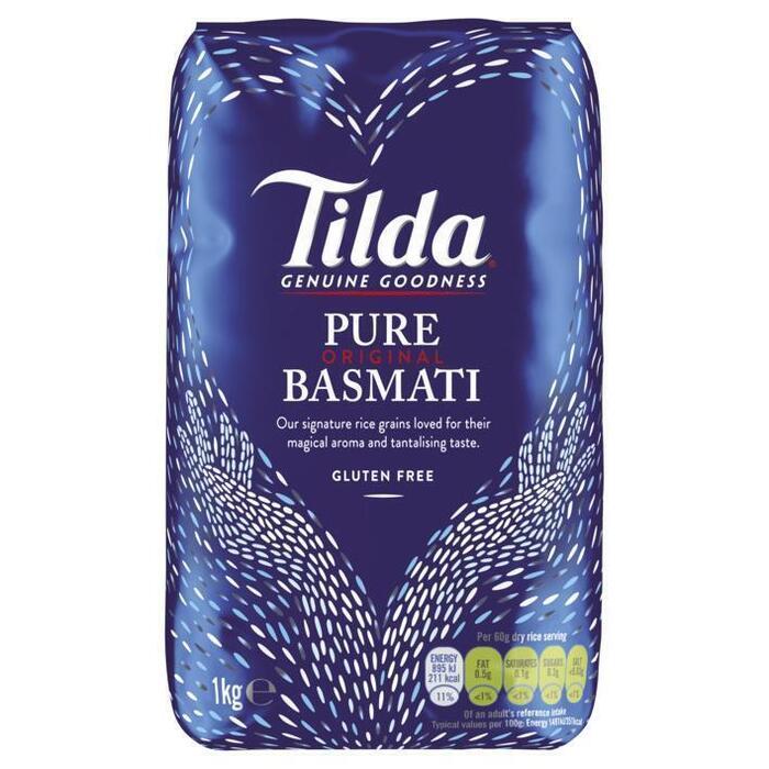 Tilda Pure basmati rice (1kg)