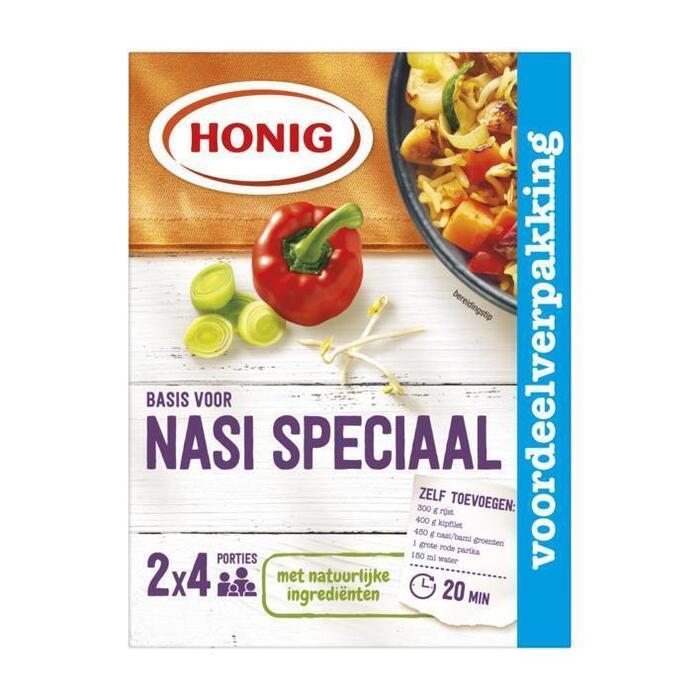 Honig Nasi speciaal (2 × 76g)
